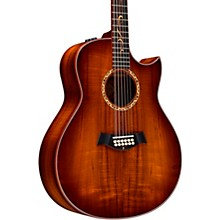 Taylor Custom Grand Orchestra 12-String #11094 A-Grade Koa Acoustic-Electric Guitar