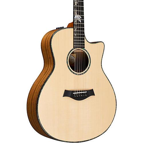 Taylor Custom Grand Symphony #11096 Acoustic-Electric Guitar Natural