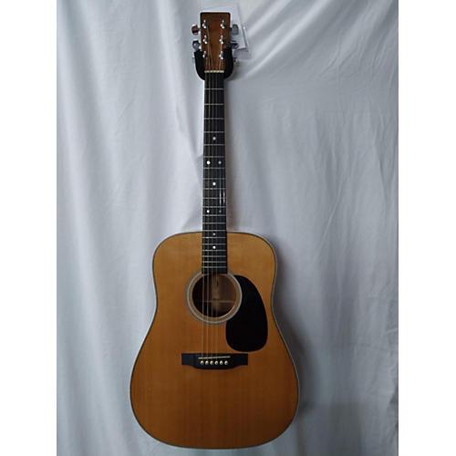 Martin Custom HD28 Acoustic Guitar Antique Natural