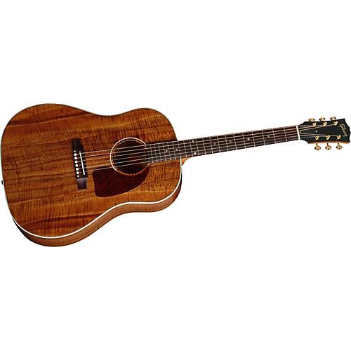 Gibson Custom J-45 Maui Wowie Koa Acoustic Guitar