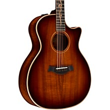 Taylor Custom K24ce V-Class Hand-Picked AA-Koa Grand Auditorium Acoustic-Electric Guitar