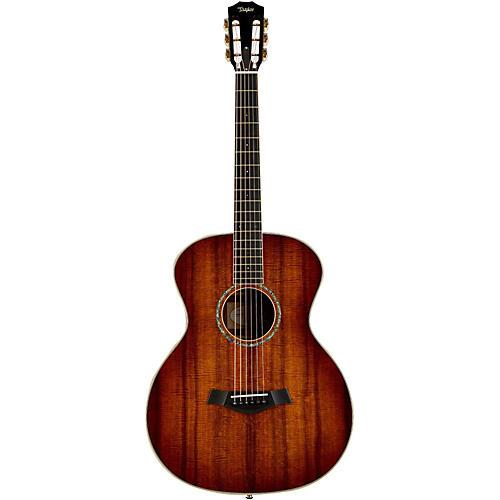 taylor custom koa grand auditorium acoustic guitar musician 39 s friend. Black Bedroom Furniture Sets. Home Design Ideas