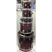 ddrum Custom Maple Allegra Signed Drum Kit