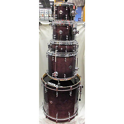ddrum Custom Maple Allegra Signed Drum Kit
