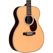 Open BoxMartin Custom OM-28 with VTS Acoustic Guitar