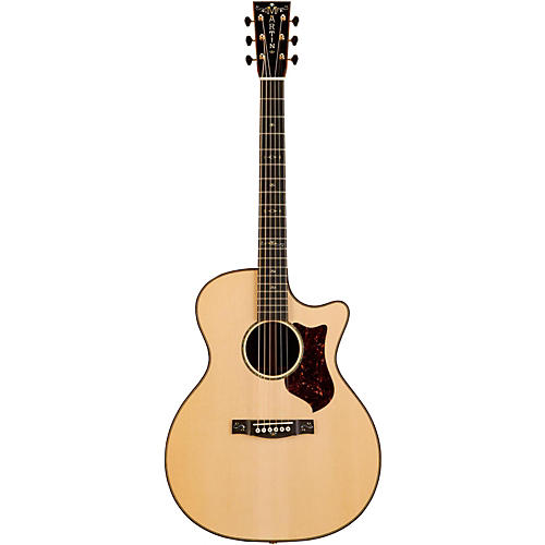 martin custom performing artist series gpc grand performance acoustic electric guitar musician. Black Bedroom Furniture Sets. Home Design Ideas