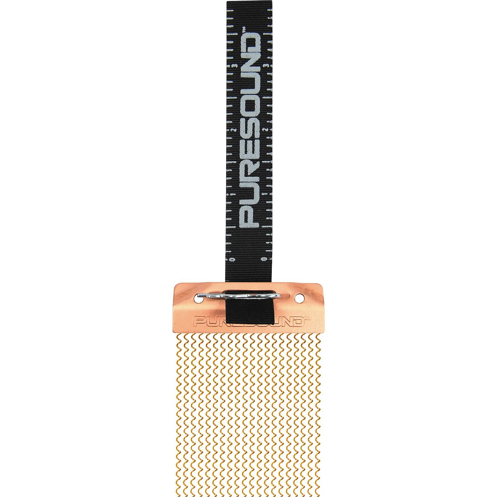 Puresound Custom Pro Series Brass Snare Wires