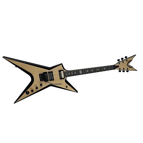 Dean Custom Run #7 Stealth Electric Guitar