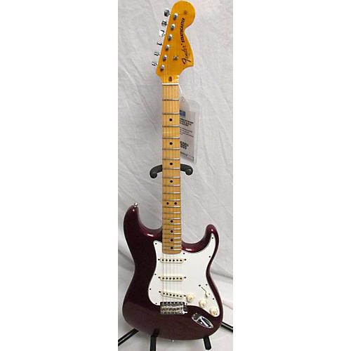 Fender Custom Shop 1970 Stratocaster JM Relic Solid Body Electric Guitar Firemist Red