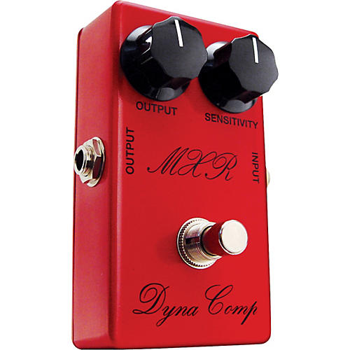 MXR Custom Shop CSP028 Vintage Dyna Comp Compressor Guitar Effects Pedal