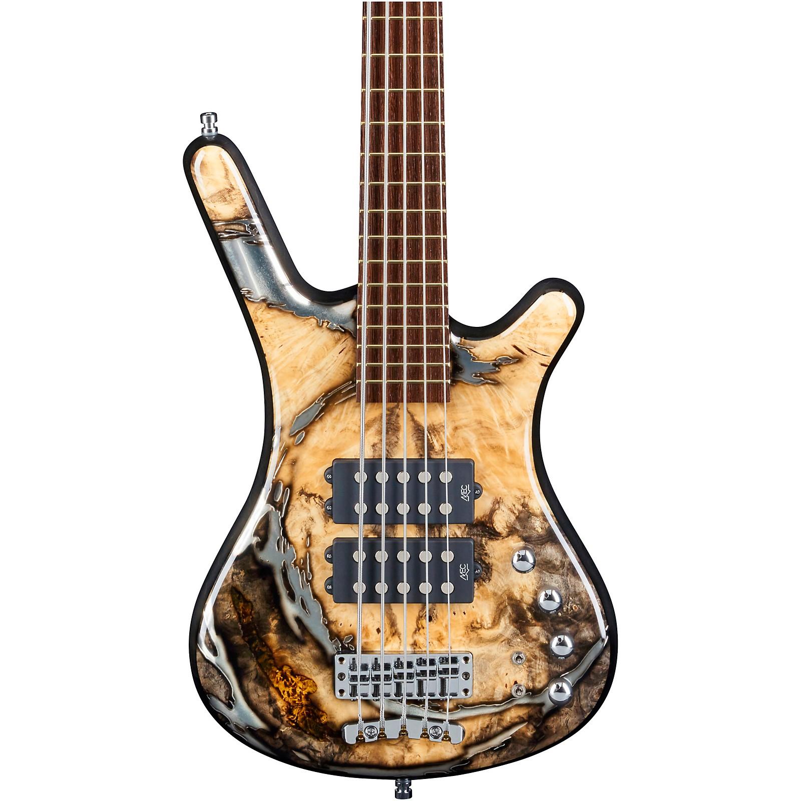 Warwick Custom Shop Corvette $$ Electric Bass