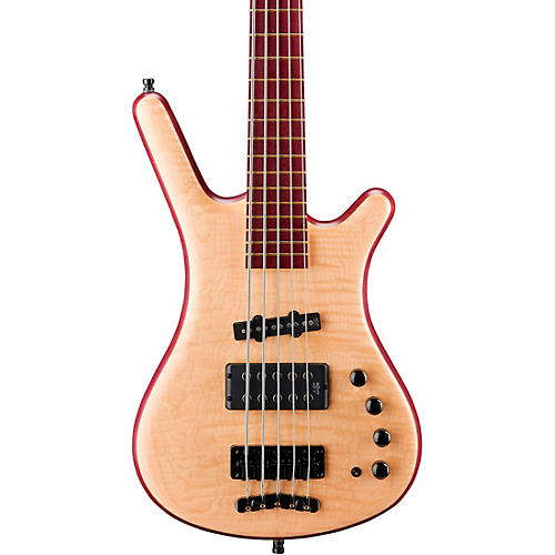 Warwick Custom Shop Corvette FNA Jazzman 5-String Electric Bass