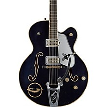 "Gretsch Guitars Custom Shop G6136T-CSTRR Rich Robinson ""Magpie"" Electric Guitar with Bigsby"