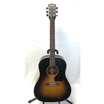 Gibson Custom Shop Limited J45 Red Spruce Acoustic Electric Guitar