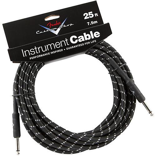 fender custom shop guitar cable review