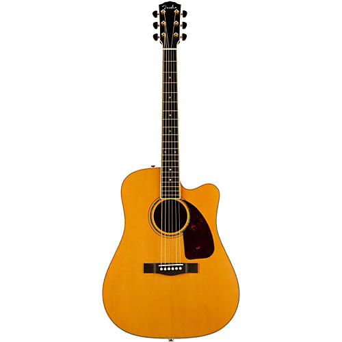 Fender Custom Shop TPDCE-1 Trad Pro Dreadnought Acoustic Electric Guitar
