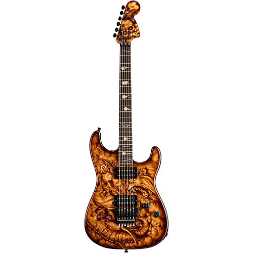 Fender Custom Shop Custom Shop Zombie Stratocaster Master Built by John Cruz