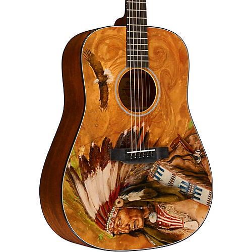 Martin Custom Signature Edition D-18 RG Dreadnought Acoustic Guitar