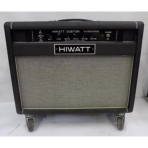 Hiwatt Custom Studio/Stage SR4212 Tube Guitar Combo Amp