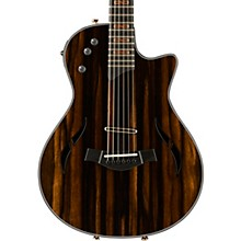 Taylor Custom T5z #10794 African Ebony Acoustic-Electric Guitar