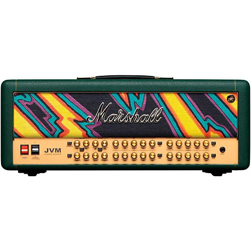 Marshall Custom Tattoo JVM410H Antony Flemming 100W Tube Guitar Head