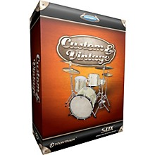 Toontrack Custom & Vintage SDX Drum Library for Superior Drummer