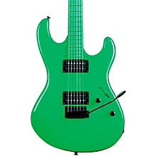 Custom Zone Electric Guitar Nuclear Green