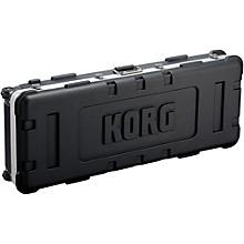Open BoxKorg Custom black hard shell case for 61 key Kronos