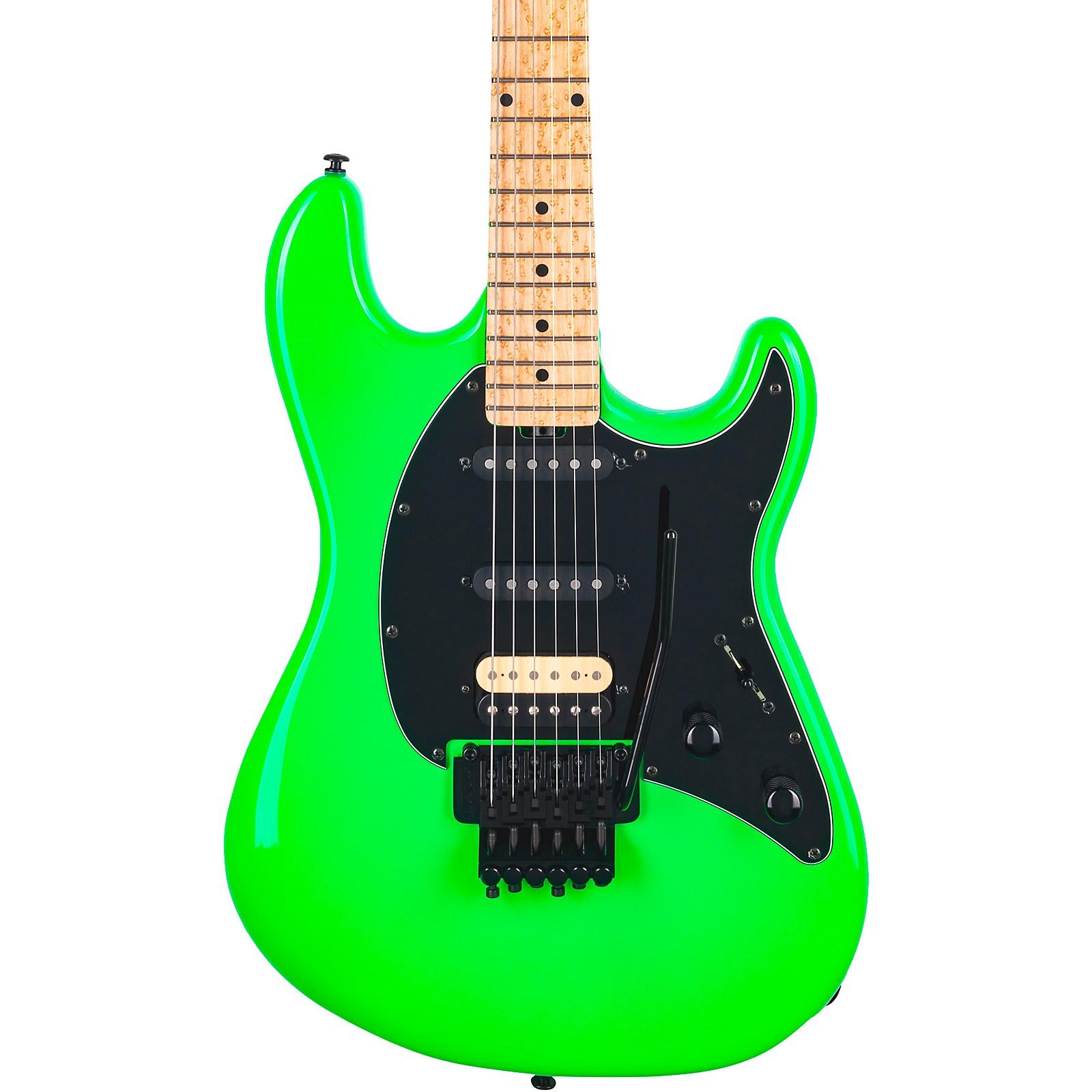 Ernie Ball Music Man Cutlass Floyd HSS BFR Electric Guitar