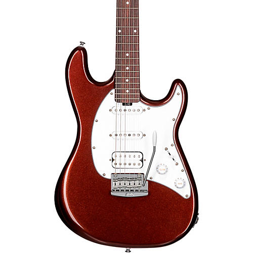 Sterling by Music Man Cutlass HSS Electric Guitar Dropped Copper