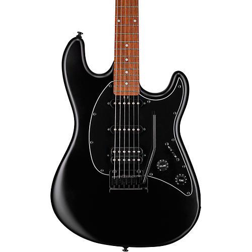 Sterling by Music Man Cutlass HSS Rosewood Fingerboard Electric Guitar Stealth Black