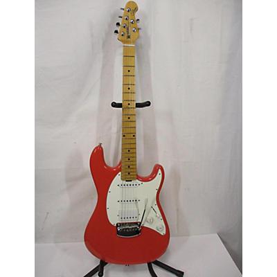 Ernie Ball Music Man Cutlass HSS Solid Body Electric Guitar