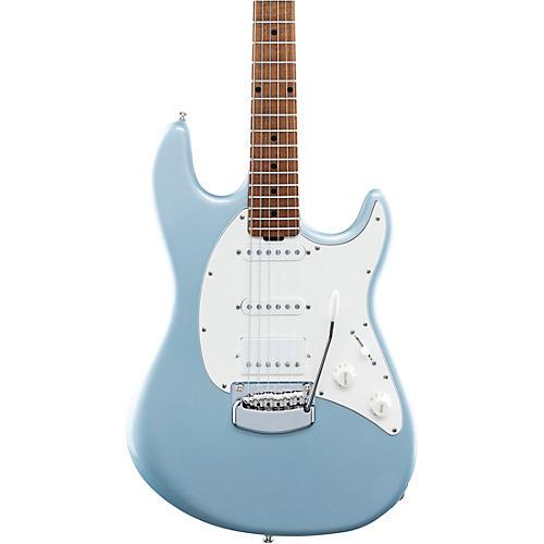 Ernie Ball Music Man Cutlass RS HSS Maple Fingerboard Electric Guitar Firemist Silver