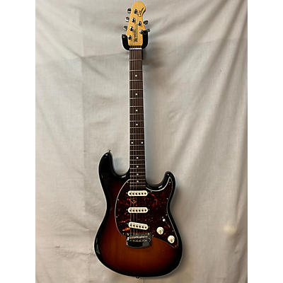 Ernie Ball Music Man Cutlass SSS Solid Body Electric Guitar