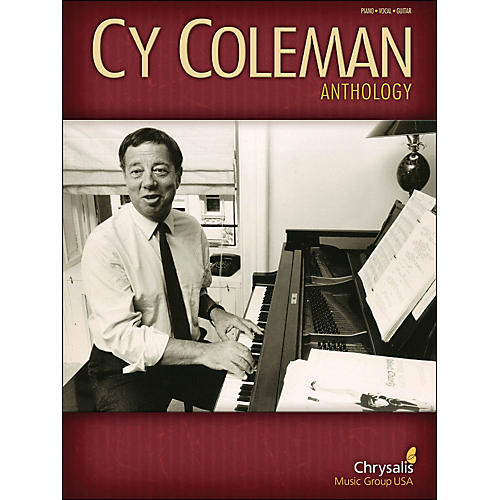 Hal Leonard Cy Coleman Anthology arranged for piano, vocal, and guitar (P/V/G)
