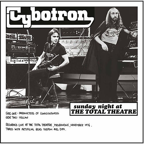 Alliance Cybotron - Sunday Night at the Total Theatre