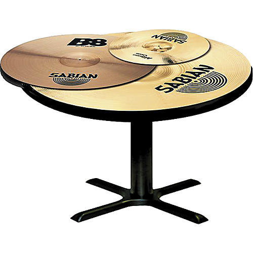 Sabian Cymbal Round End Table