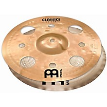 Meinl Cymbal Stack Pair with Trash Splash and Filter China