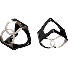 Cymbal Wing Nut replacement 3-Pack Black
