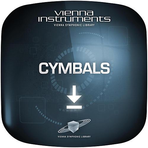 Vienna Instruments Cymbals Standard