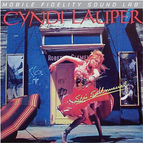 Alliance Cyndi Lauper - She's So Unusual [Numbered Limited Edition]