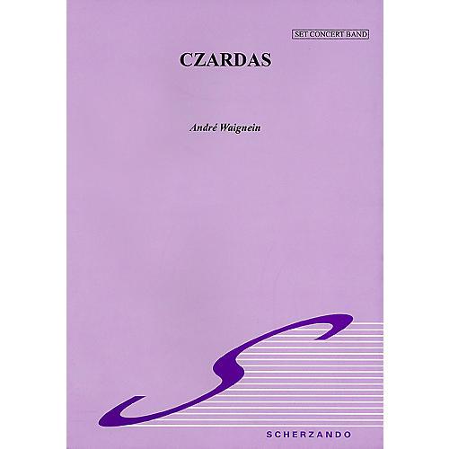 De Haske Music Czardas Concert Band Level 3 Composed by André Waignein