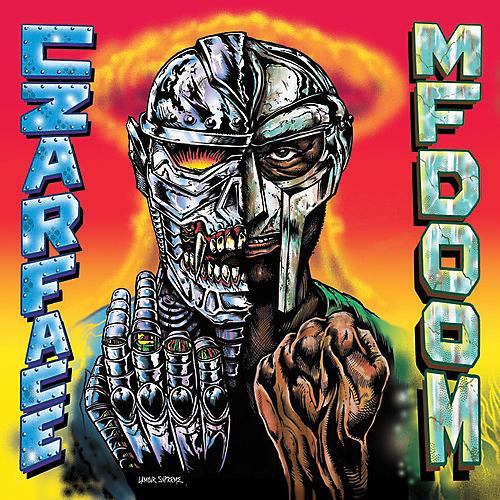 Alliance Czarface - Czarface Meets Metal Face