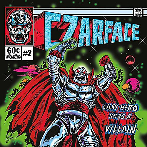 Alliance Czarface - Every Hero Needs a Villain