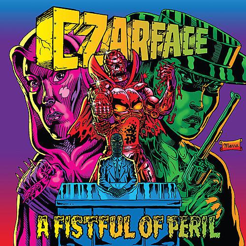 Alliance Czarface - Fistful Of Peril