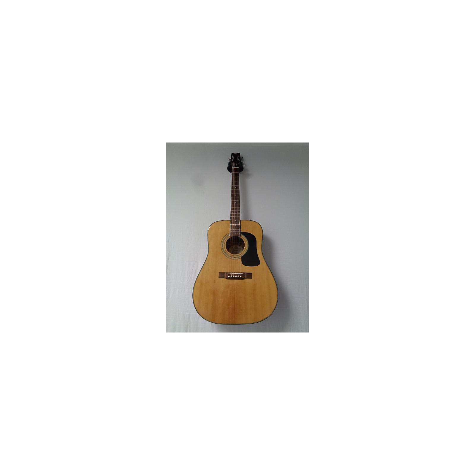 Washburn D-10 Acoustic Guitar