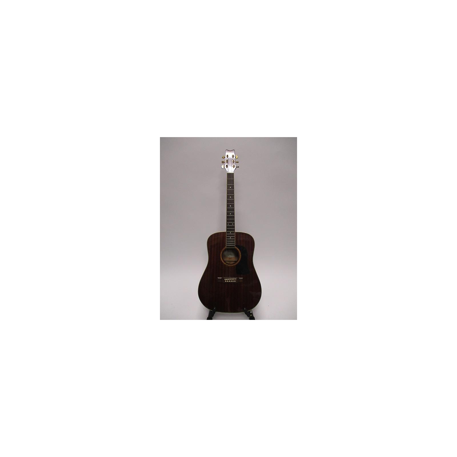 Washburn D 100M Acoustic Guitar