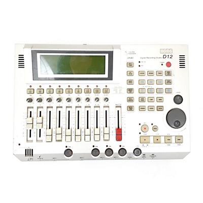 Korg D-12 MultiTrack Recorder