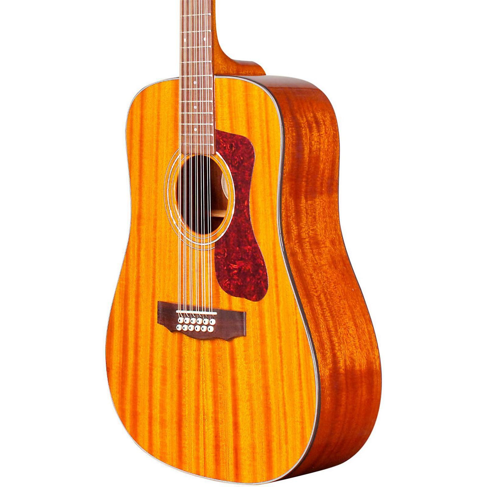 Guild D-1212E 12-String Acoustic-Electric Guitar