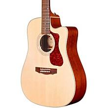 D-140CE Acoustic-Electric Guitar Natural